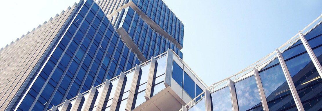 Immeuble d'entreprise